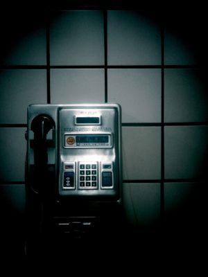 lumière téléphone machine obscurité Communications capture d'écran Ordinateur, papier peint Téléphones publics