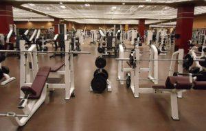 Machines, Poids, Soulever Des Poids, Salle De Gym