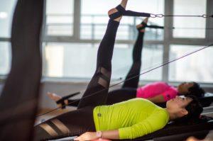 Poids, Pilates, Filles, Conditionnement Physique