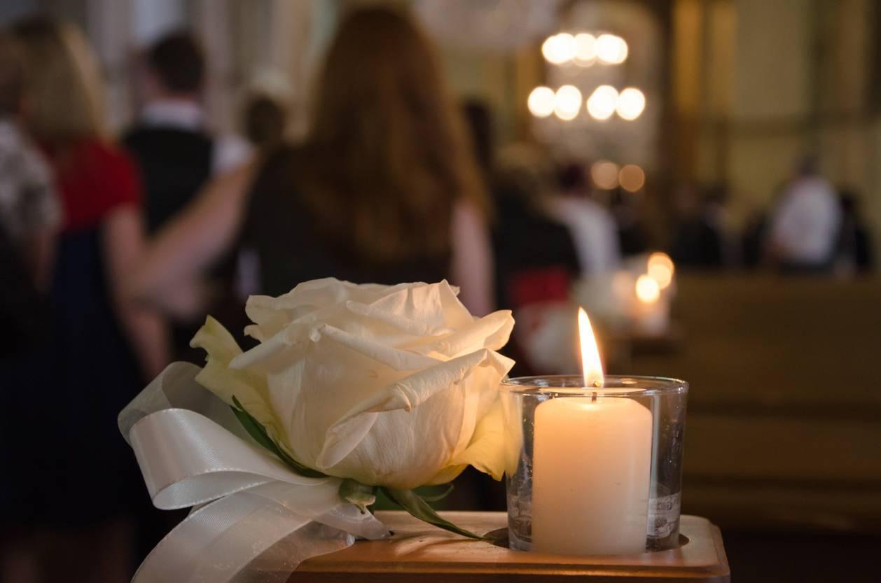 enterrement cérémonie