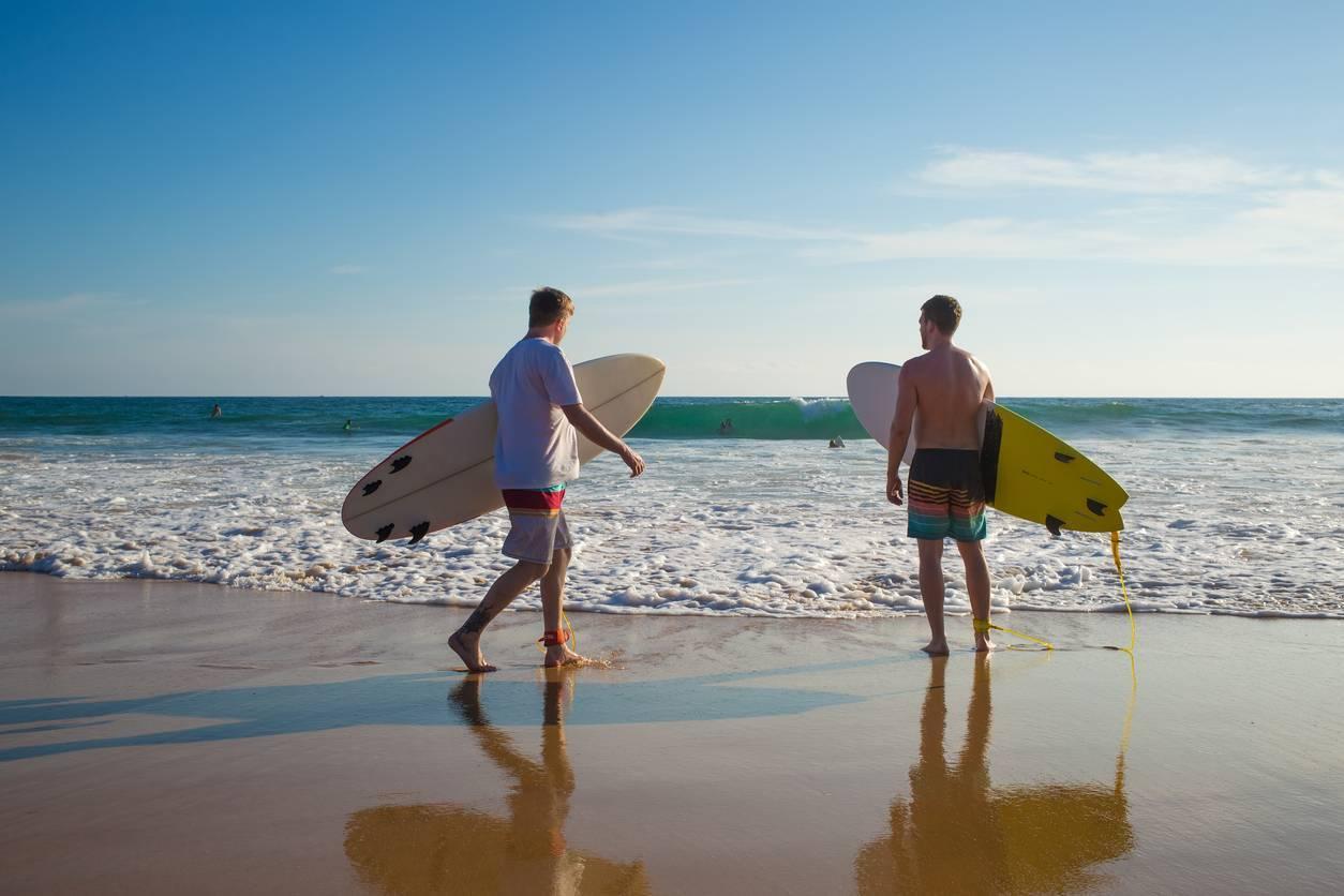surf surfeur